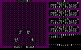 Exodus: Ultima III DOS Exodus is so evil that even his floor will attack you!