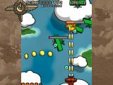 Flying Red Barrel ~Diary of a Little Aviator~ Windows A formation of green planes. Health bars become visible as soon as a bullet lands.