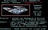 CyberGenic Ranger: Secret of the Seventh Planet DOS Checking out the action
