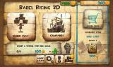 Babel Rising 3D Android Main menu