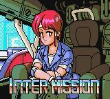 Pop Breaker Game Gear Intermission screen