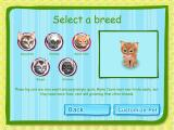 Catz Windows This is the cat selection screen. Don't they all look adorable!