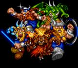 Norse by Norse West: The Return of the Lost Vikings SNES The team