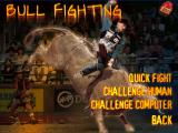 Professional Bull Rider 2 Windows Bullfighting Menu