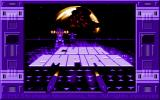 Cyber Empires DOS Title Screen