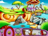 Putt-Putt Saves the Zoo Windows The little seal is stuck