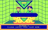 Double Dare DOS Enter Your team name (CGA original)
