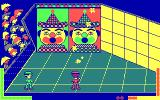 Double Dare DOS Throwing ball (CGA original)