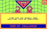 Double Dare DOS Toss-Up Challenge (CGA original)