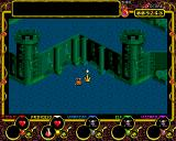 Castle Kingdoms Amiga The second level