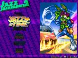 Jazz Jackrabbit 2 Windows Choose your world!