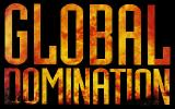 Global Domination DOS Title Screen
