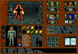 Abandoned Places: A Time for Heroes Amiga Fire villain close up
