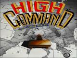 High Command: Europe 1939-'45 DOS Title Screen
