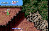 Golden Axe DOS Start Stage 2 (EGA)