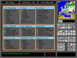High Command: Europe 1939-'45 DOS View The Map Legend