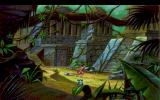 Quest for Glory III: Wages of War DOS Entrance to the Lost City