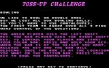 Double Dare DOS Challenge Instructions
