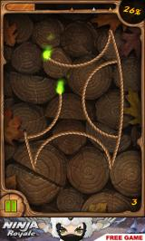 Burn the Rope Android A puzzle with coloured flames and a more complex pattern (Free-to-play version)