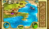 Call of Atlantis Android The map - we start in Rome
