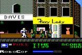 RoboCop Apple II Punch or shoot your enemies