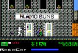 RoboCop Apple II Triple Shot Gun