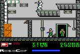 RoboCop Apple II Level 2 includes platform jumping