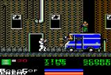 RoboCop Apple II Level 2 Boss is a van (from the movie?)