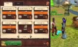 Order & Chaos Online Android At the trainer I can learn new spells