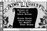 King's Quest Macintosh Title screen