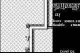 Gauntlet Macintosh Attacked by a ghost (B&W)