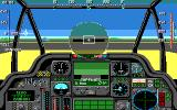 Gunship 2000 DOS Ready for takeoff (EGA)