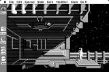 Space Quest II: Chapter II - Vohaul's Revenge Macintosh Starting the game