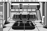 Space Quest II: Chapter II - Vohaul's Revenge Macintosh The shuttle bay
