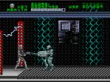 RoboCop Versus the Terminator SNES Shoving the Terminator into those high-voltage beams seems like it might do the trick