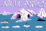 Spy vs. Spy III: Arctic Antics Apple II Title
