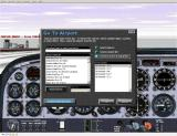 "Perfect Flight Deluxe: Great Britain Windows <i>Microsoft Flight Simulator 98</i>. The new airports are not accessible to the player unless the ""Scenery from 6.0 and before"" button is activated."