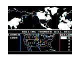 Wargame TRS-80 CoCo Battle map online - operation rolling thunder - DEFCON 5