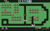 Mr. Do! Commodore 64 Walk underneath an apple while an enemy is following you to squash them