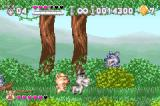 Shrek: Hassle at the Castle Game Boy Advance A pig, a donkey, and a wolf... strange tale
