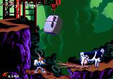 Earthworm Jim DOS First level
