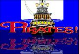 Sid Meier's Pirates! Apple II Title Screen
