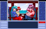 Hōma Hunter Lime Dai-10 Wa PC-98 Conversation - only one command