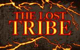 The Lost Tribe DOS Title Screen