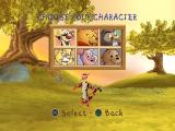 Disney's Pooh's Party Game: In Search of the Treasure PlayStation Choose your character