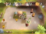 Disney's Pooh's Party Game: In Search of the Treasure PlayStation Roller race action