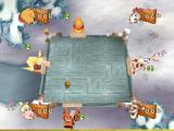 Disney's Pooh's Party Game: In Search of the Treasure PlayStation Mini-game: pinball party