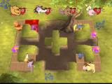 "Disney's Pooh's Party Game: In Search of the Treasure PlayStation A mini-game that resembles <moby game=""Bomberman"">Bomberman</moby>: by blowing bombs you make the paths appear"