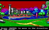 Manhunter: New York DOS Another park view