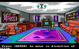 Manhunter: New York DOS A living room